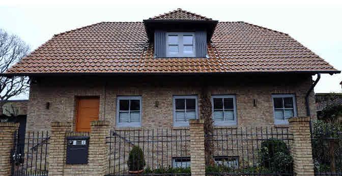 Ansicht Haus Wulff Burgwedel