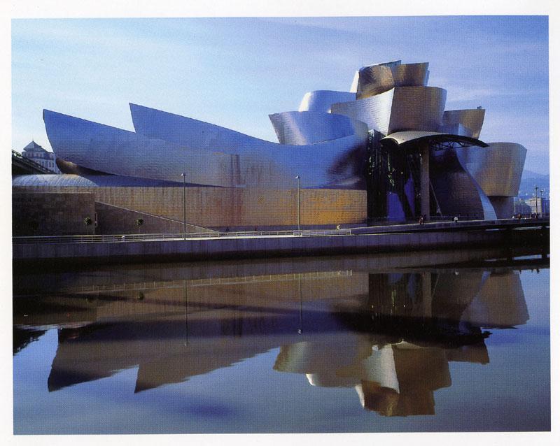 Guggenheimmuseum in Bilbao
