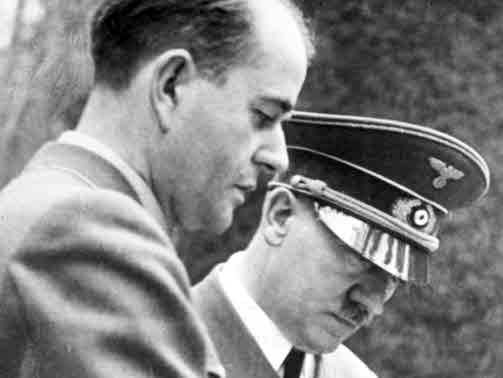 Hitler und sein Architekt