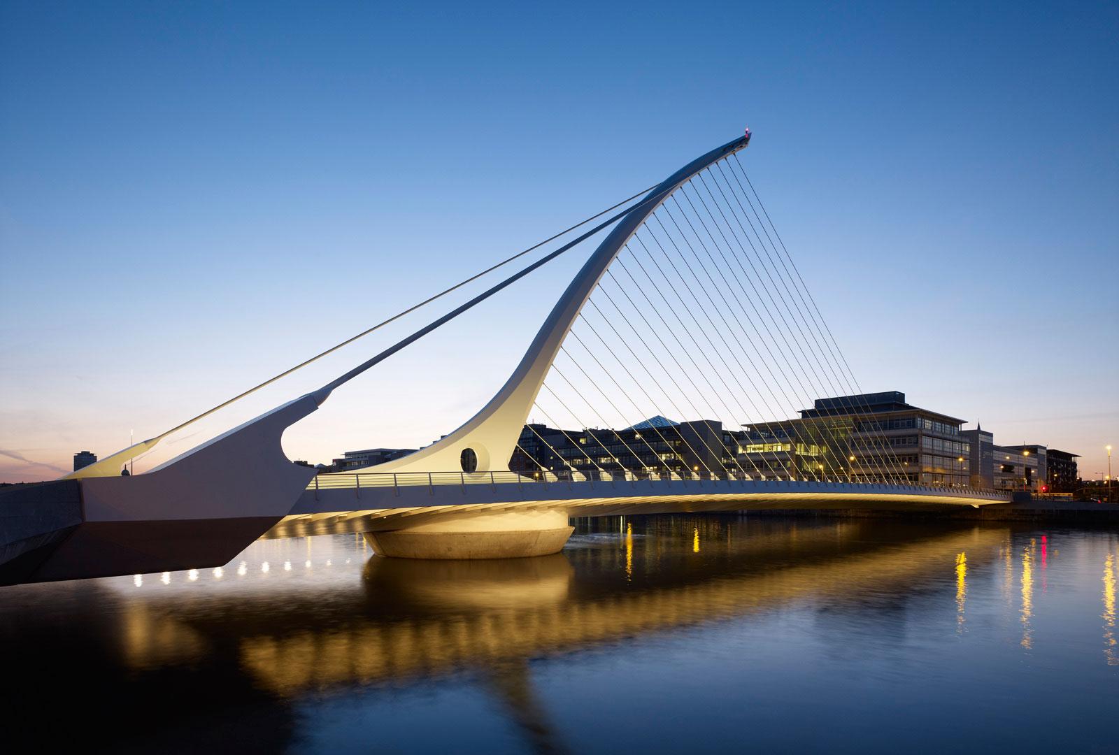 Samuel-Beckett-Bridge, Dublin