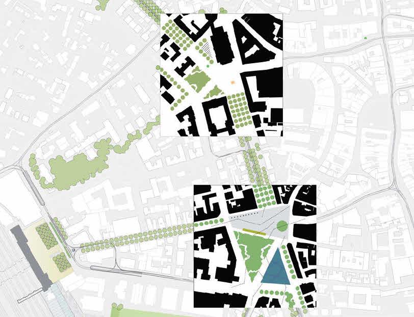 Masterplan Ideenwettbewerb 1.Preis, Verkehrsplaner Prof. Billinger Stuttgart 2008