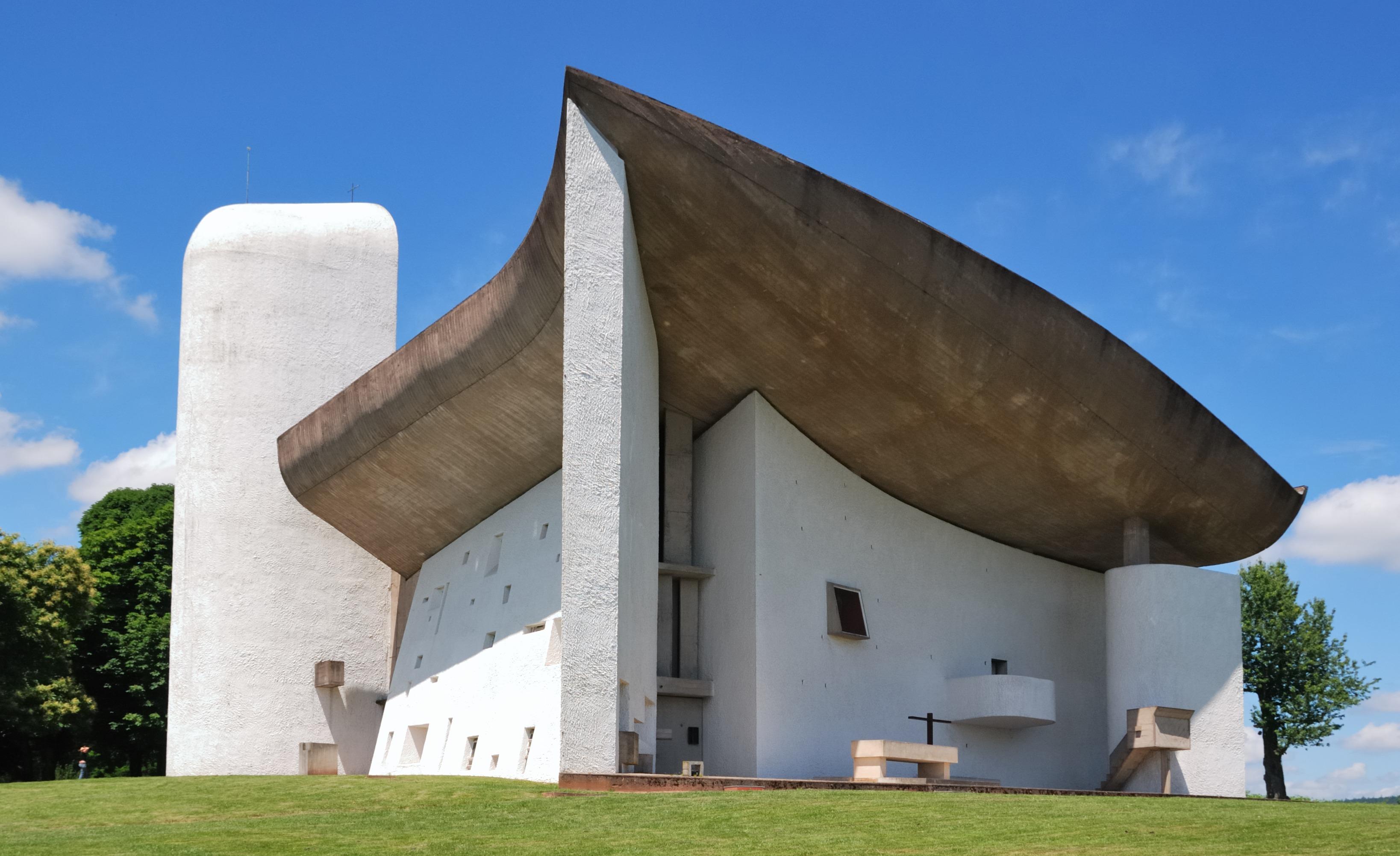 Notre-Dame-du-Haut in Ronchamps