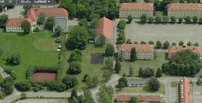 Luftbild Reese Kaserne
