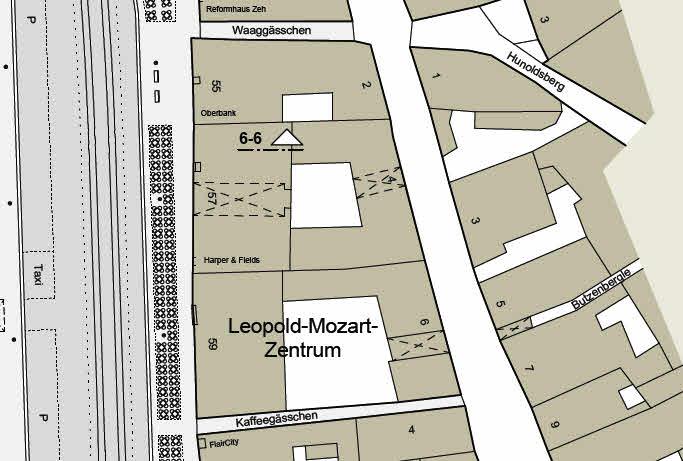 Lageplan: Die Stadt ist Nachbar!