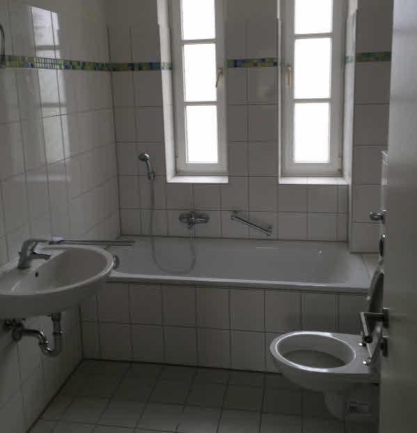 Neues Bad mit moderner Ausstattung