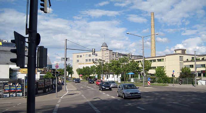 Schleifenstraße