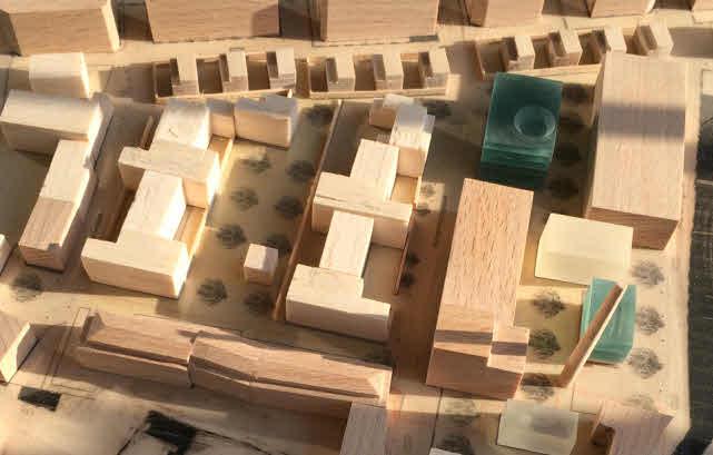 Städtebauliches Modell 2005