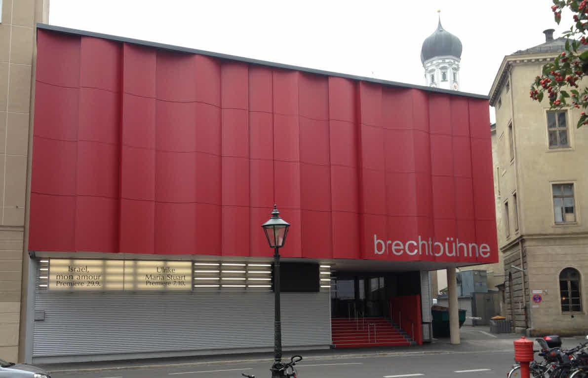 2012 - Brechtbühne