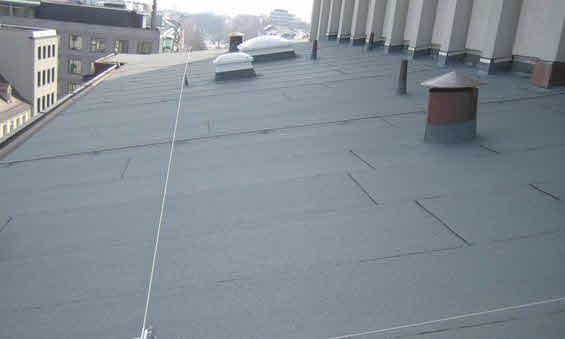 2011 - Dachsanierung