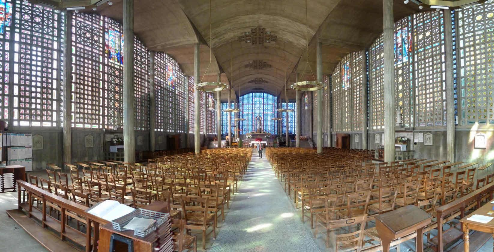 Kirche Notre-Dame du Raincy