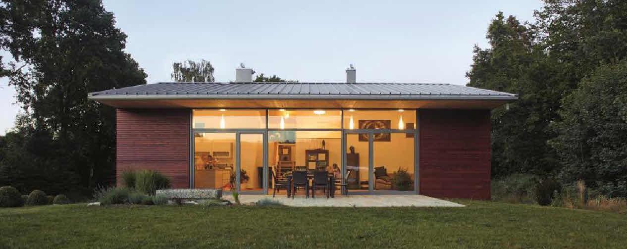 Holzhaus für 2 in Lauterbach