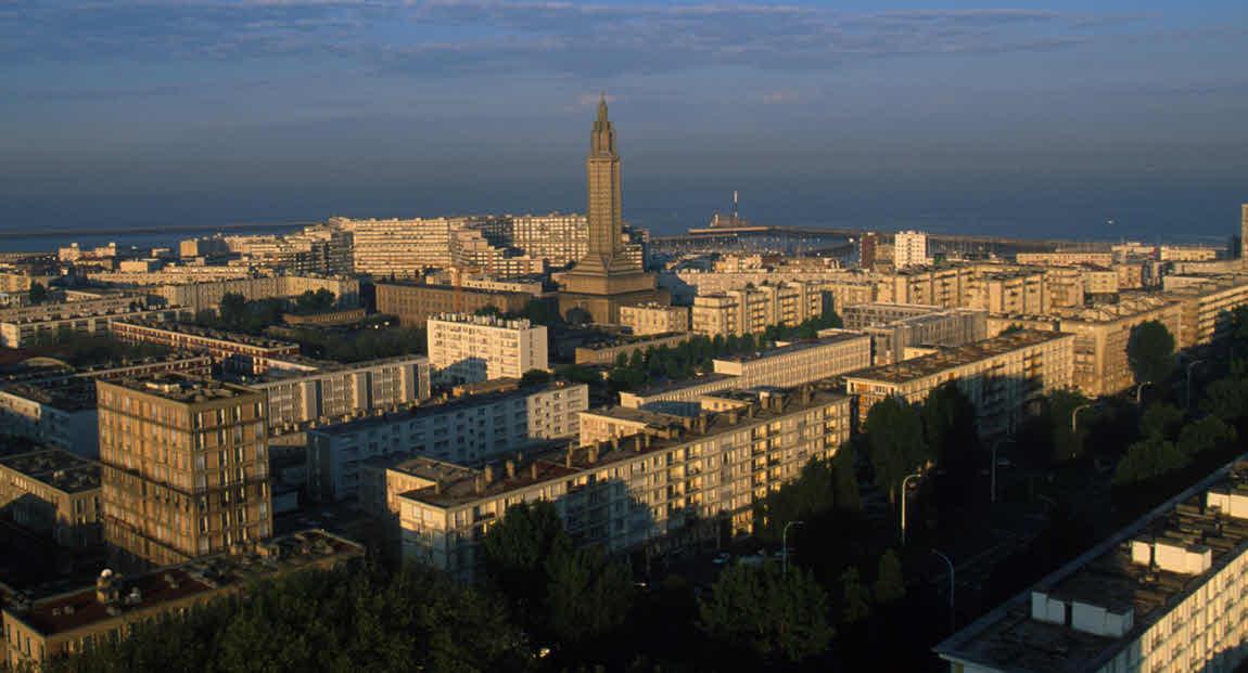 Stadtplanung Le Havre
