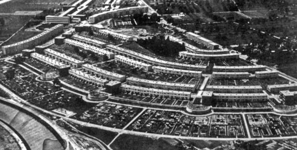 Siedlung Römerstadt Frankfurt1927-1928