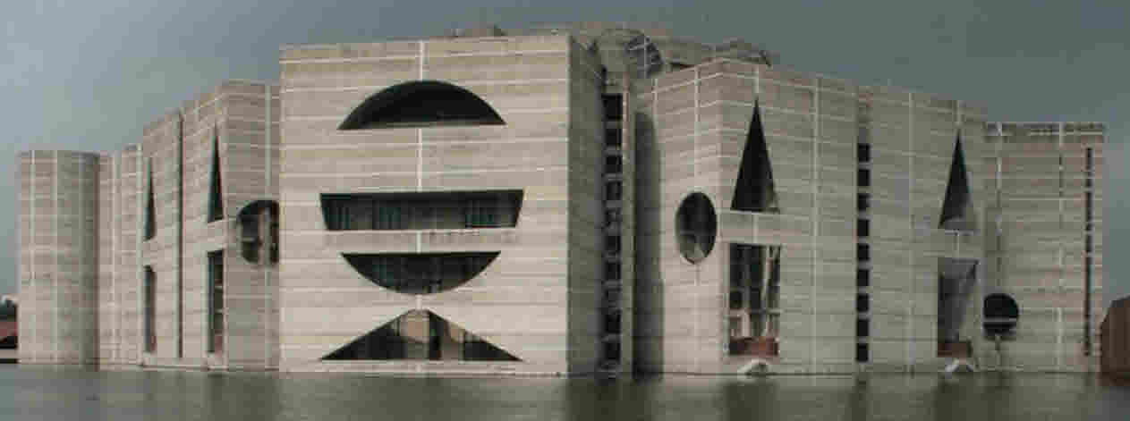 Bangladesh National Assembly Building