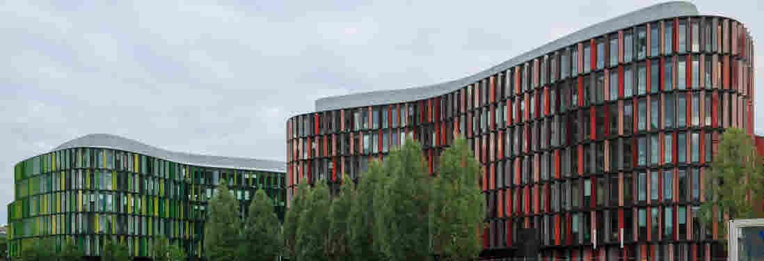 2007 - 2010 Bauherr Deutsche Krankenversicherungs AG