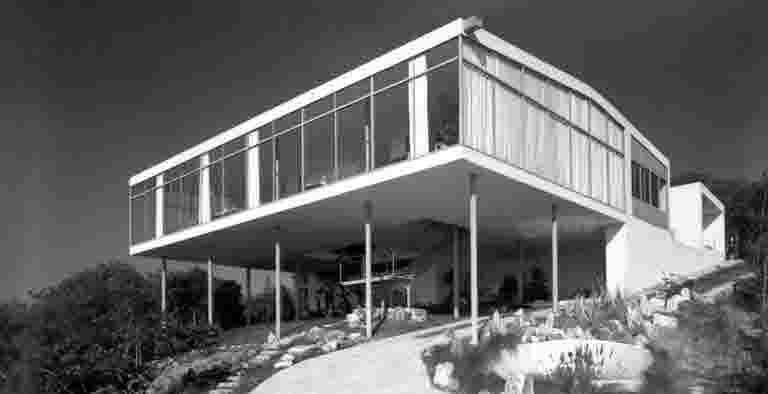 Casa de Vidro 1958
