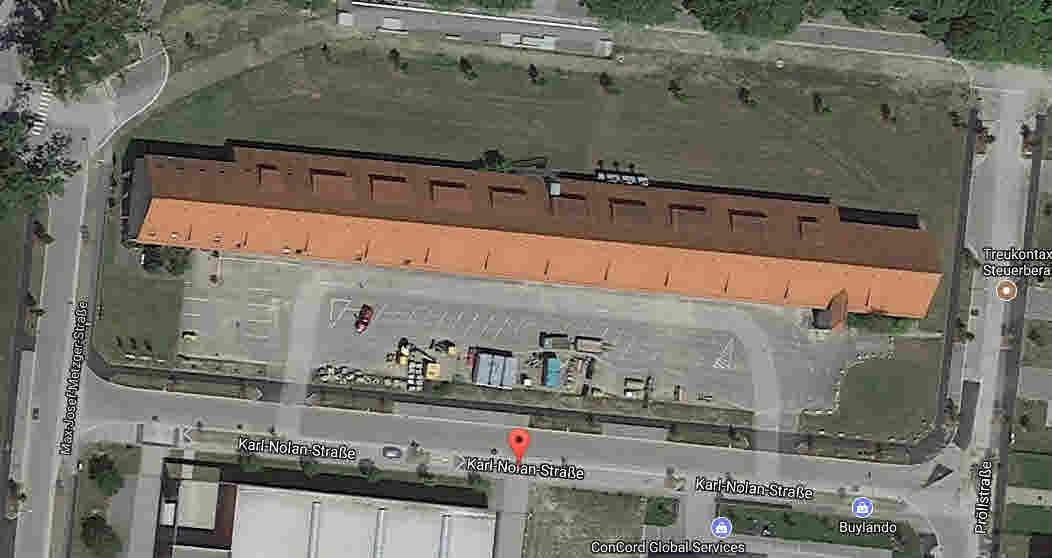 Luftbild Halle 116