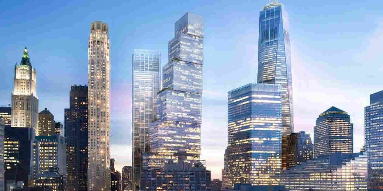 World Trade Center 2 – 2010 - ... derzeit Baustopp
