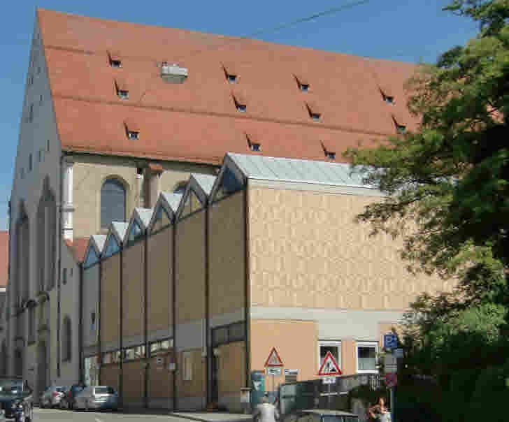 Turnhalle am Predigerberg