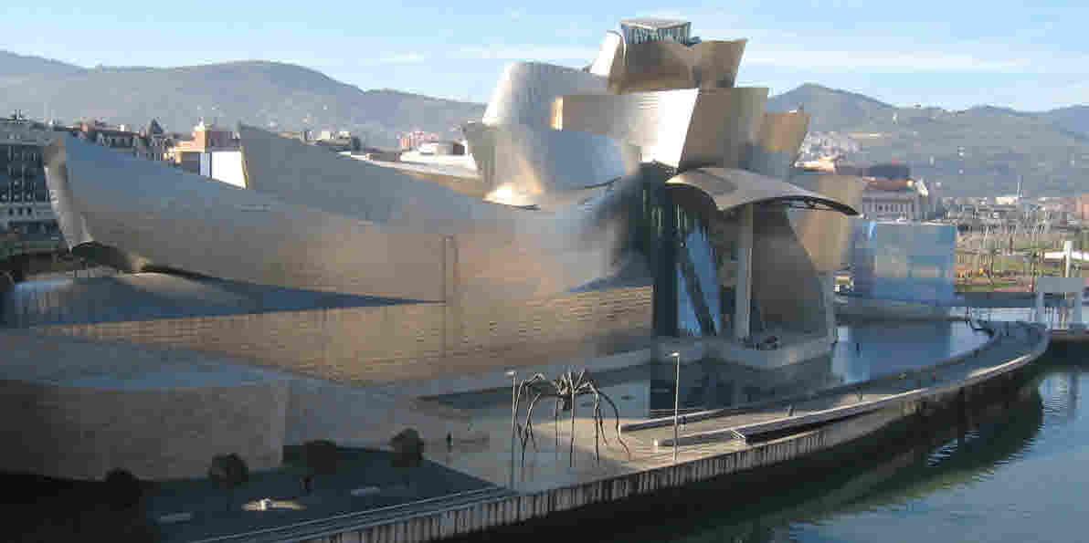 Guggenheimmuseum Bilbao 1991-1997